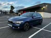 2013 BMW 120d xdrive se