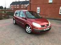 2003/53 RENAULT SCENIC 2.0 DYNAMIQUE AUTOMATIC 1 OWNER FROM NEW