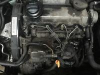 VW 1.9 SDI DIESEL ENGINE POLO GOLF LUPO SEAT SKODA