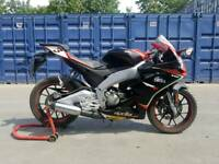 Aprilia rs4 50 tuned to 70cc