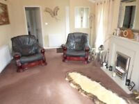Fabulous 3 bed Log Cabin for sale at Percy Wood Country Park near Alnwick in Northumberland