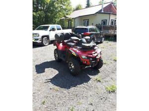 2010 Can-Am Outlander Max 800R