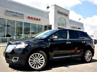 2013 Lincoln MKX AWD LOADED! Nav Leather Pano Sunroof BlindSpot