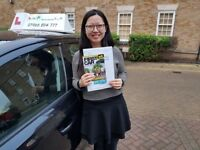 Driving lessons with grade A instructor