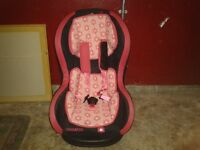Cossatto baby car seat