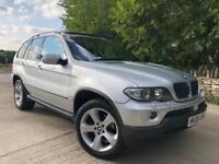 2006 06 BMW X5 Sport 3.0 D Facelift Model++HUGE SPEC+PAN ROOF+TV+NAV FULL MOT not ml q7 x3 q5 vogue