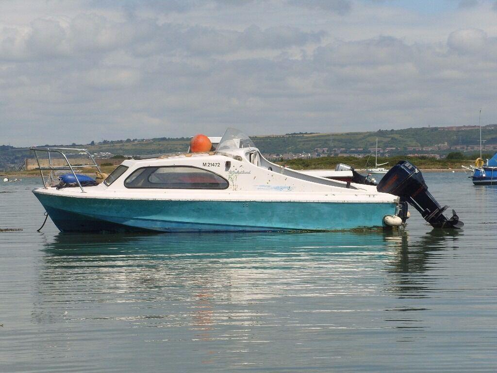 Shetland Boat In Portsmouth Hampshire Gumtree