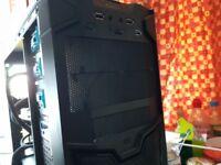 VR Gaming Cheap Highend Desktop PC;R9 390 8GB VRAM Sapphire Overclockable,i5 4690k,750W Gold,2x4RAM