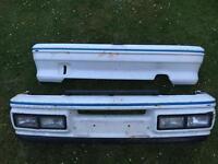 Mk3 Ford Fiesta Xr2i/RsTurbo full body kit inc fogs