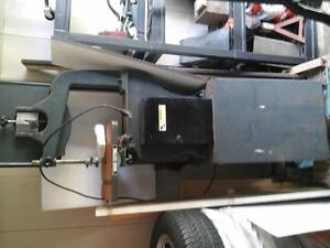 Band Saw, Industrial