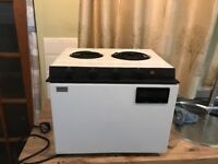 Baby Belling 2 ring grill / oven