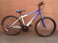 Apollo front suspension mountain bike