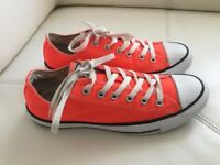All star Unisex converse size 8/41.5