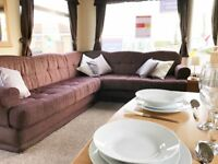 GREAT VALUE! GET READY FOR EASTER, STATIC HOLIDAY HOME CARAVAN, PE31 7BD.. Pet Friendly, Beach 200m
