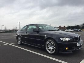 BMW 330Ci Clubsport - Rare Carbon Black