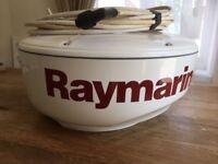 Raymarine RD218 2kw 24nm Radar Radome