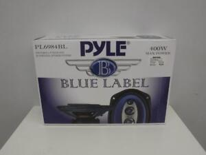 Pyle 6x9 Two-Way Speaker Pair PL6984BL. We Buy and Sell Used Car Audio Equipment. 100672
