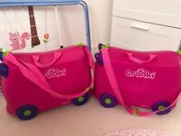 2 x Pink trunki for sale