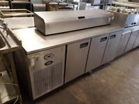 Commercial topping salad fridge catering resturant hotels pubs cafe job lot