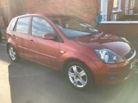 Ford, FIESTA,2008, 1.2cc zetic low milage