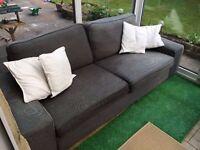 3 Seater IKEA KIVIC sofa