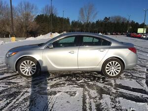2012 Buick Regal SL