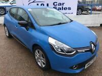 RENAULT CLIO 1.1 DYNAMIQUE MEDIANAV 5d 75 BHP A GREAT EXAMPLE INSIDE AND OUT (blue) 2013