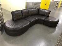 L shape curve sofa, Free delivery