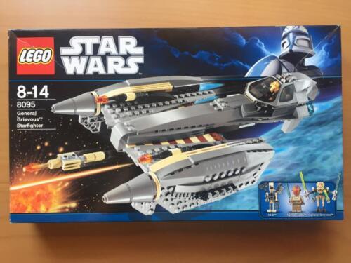 günstig kaufen LEGO StarWars General Grievous' Starfighter 8095