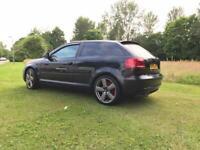 Audi A3 sline special edition tdi