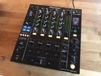 Pioneer DJM 850 Professional DJ Mixer - Mint Condition - 2 Months old