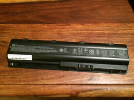 Hewlett Packard MU06 PC Laptop battery - spare taken from working laptop