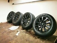 Genuine Land Rover Range Rover Evoque Gloss Black Alloys Alloy Wheels