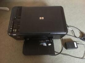 HP Deskjet F4580 Wireless Printer