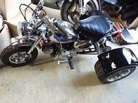 Skyteam monkeytrike 50cc 2000