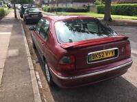 Rover 45 diesel Bargain