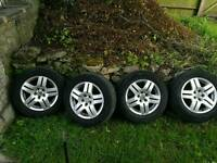 VW Golf Twin Spoke Alloys
