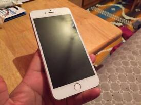 IPhone 6 - 64gb - unlocked - white/gold