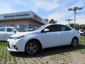 2014 Toyota Corolla LE C PKG MAGS ROOF LEATHER PW SEAT