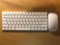 Apple Magic Keyboard (US) and Magic Mouse 2 (Bundle Selling Together)