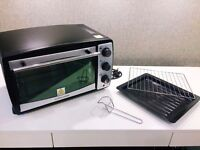 20 Litre Mini Oven and Grill, Andrew James