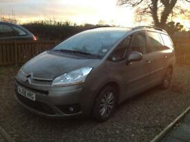 Citroen C4 Grand Picasso - spares or repair