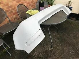 Genuine brand new Vauxhall Zafira rear bumper