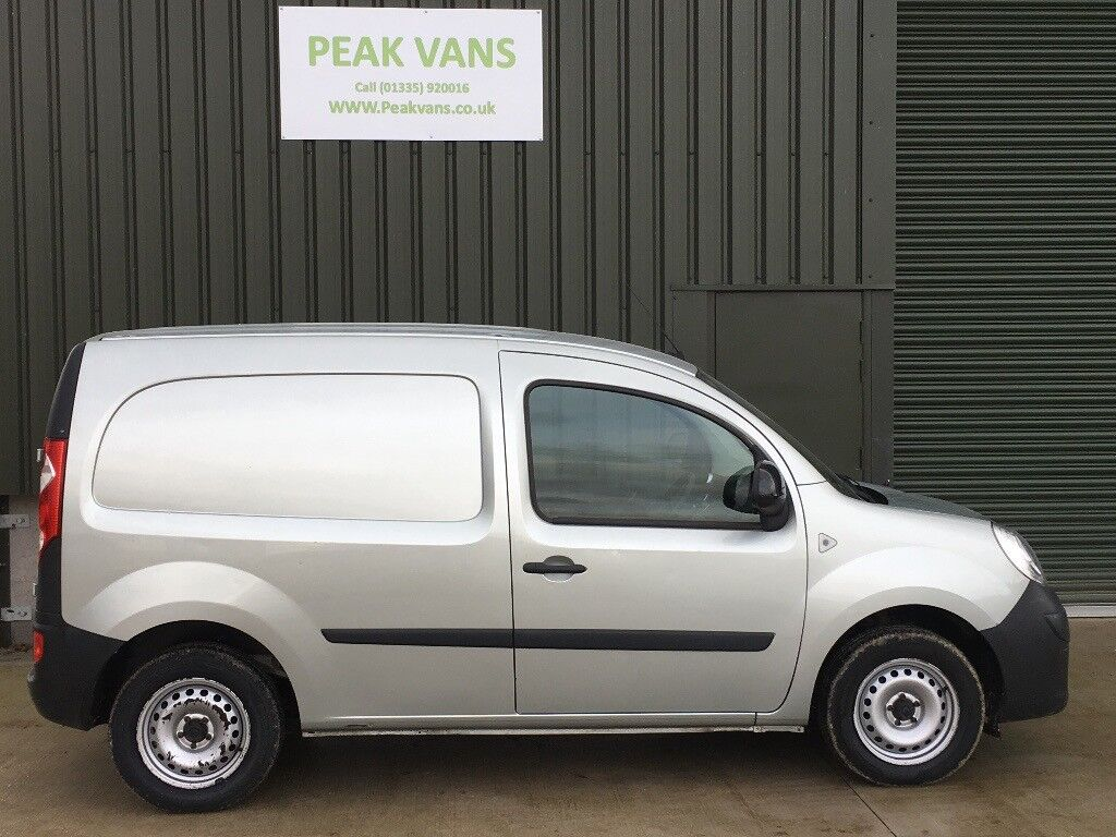 Renault Kangoo 1.5 DCI 90HP Euro 5, One owner from new, full service history. MOT October 2018