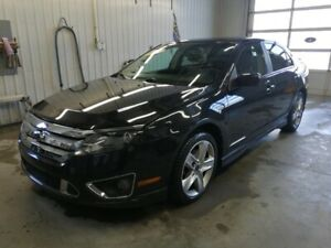 2010 Ford Fusion Sport AWD cuir toit ouvrant