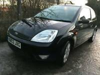 Ford Fiesta 1.4 TDCi Zetec 3dr with 12 MONTS MOT AIR CON ALLOYS