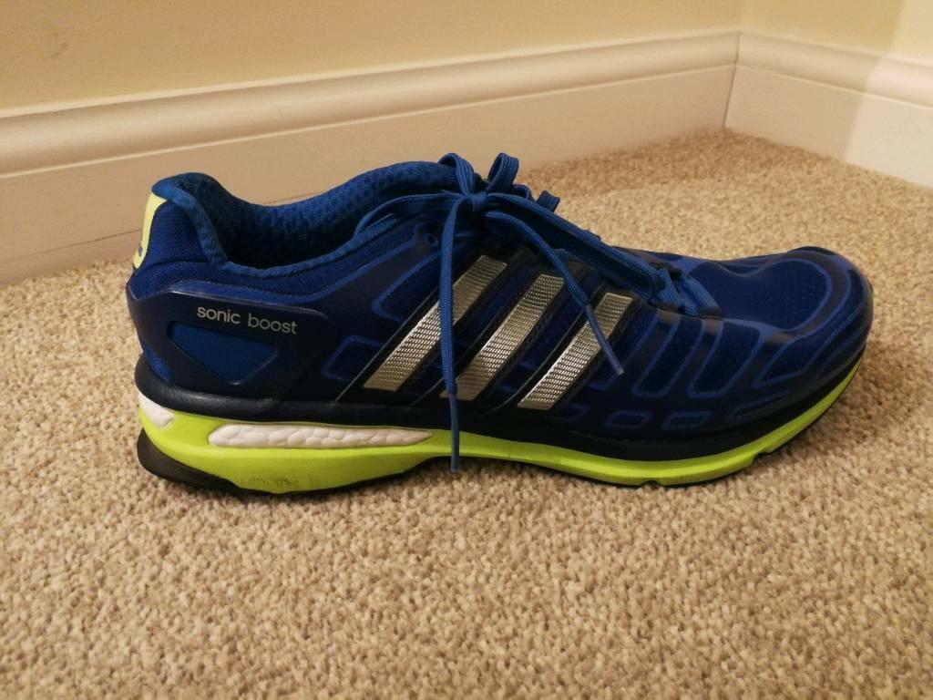 best supplier best supplier a few days away Adidas Sonic Boost Running Trainers | in Exeter, Devon | Gumtree