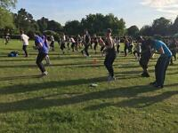 **Free bootcamp classes for all ages**