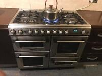 Cannon Gas Range Cooker
