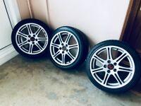 Civic type r alloys